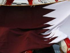 Quatar's national flag will be carried into the Olympic Games by a female athlete for the first time.