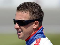 A.J. Allmendinger was temporarily suspended by NASCAR on July 7 for a failed drug test.