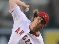"Jered Weaver was scrutinized for signing a contract that industry experts said underestimated his value. He says, ""Come on, it's $85 million. It's more money than I ever thought I would make in my life."""