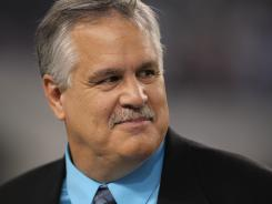 ESPN analyst Matt Millen played football at Penn State.