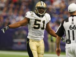 New Orleans Saints LB Jonathan Vilma is fighting his season-long suspension.