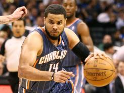 D.J. Augustin has averaged 8.9 points and 2.9 assists in three years in the NBA.