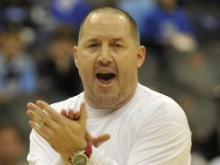 Marquette coach Buzz Williams is a fan of the recruiting rule changes that took affect this year.