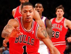 The new collective bargaining agreement provision designed to reward players who have outplayed their rookie scale contract is nicknamed the Derrick Rose Rule.