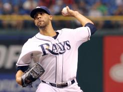 Tampa Bay starting pitcher David Price won his 12th game of the season Saturday against the Boston Red Sox at Tropicana Field.