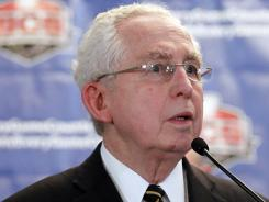 Mike Slive, who turns 72 this month, has been commissioner of the SEC for 10 years.