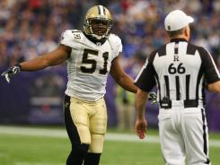 Saints MLB Jonathan Vilma is fighting his 2012 suspension for his alleged role in New Orleans' bounty program tooth and nail.