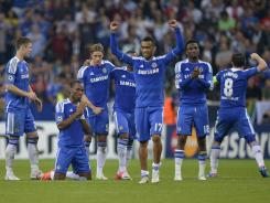 Despite finishing sixth in the English Premier League in 2011-12, Chelsea won the UEFA Champions League, beating Bayern Munich in the final.