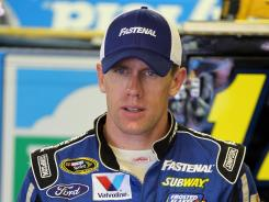 Carl Edwards is making a crew chief change ahead of the second half of the NASCAR season.
