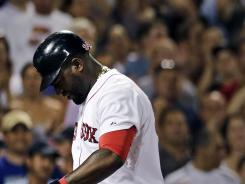 """Cursed"": David Ortiz is the latest Red Sox star to go down this season."