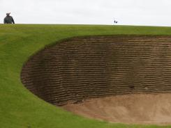There are 205 pot bunkers on the course at Royal Lytham and St. Annes.