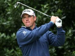 Lee Westwood of England is No. 3 in the world and many observers' pick to win the British Open.