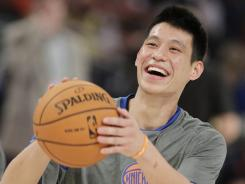 Jeremy Lin returns to the Houston Rockets, who waived him before the start of the 2011-12 season.