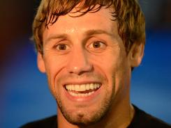 Urijah Faber headlines the year's first UFC show in Canada on Saturday.