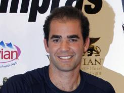 Pete Sampras will face John McEnroe in an exhibition in September.