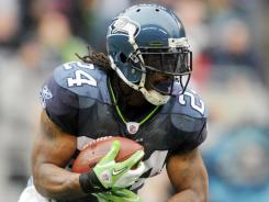 Seahawks running back Marshawn Lynch was charged Wednesday with two counts by the Alameda County, Calif., district attorney: driving under the influence of drugs and alcohol and driving while having a blood-alcohol level of .08 or higher.