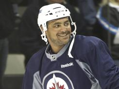 Dustin Byfuglien pleaded guilty to a lesser charge of careless boating.