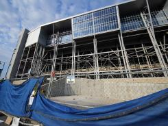 Fans have mixed emotions over the removal of Joe Paterno's statue from outside Beaver stadium on Sunday and the penalties handed down by the NCAA on Monday.