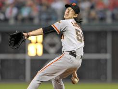 Despite a 4-10 record and a lofty ERA, Giants pitcher Tim Lincecum still maintains an elite strikeout rate. Other peripheral stats indicate he could be close to turning his fortunes around.