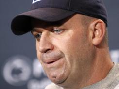 Penn State head coach Bill O'Brien has a big challenge ahead as he works to keep his team intact.