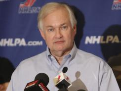 NHL Players Association executive director Donald Fehr wants more information from the league before making a counterproposal.