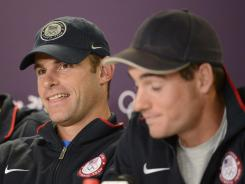 Ryan Harrison, Andy Roddick and John Isner will all be aiming for tennis gold.