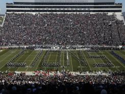 Will Penn State football games still look like this in the wake of sanctions as a result of the Jerry Sandusky child sex abuse scandal?