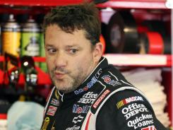 After losing the U.S. Army, team co-owner Tony Stewart hopes he can assemble a lineup of sponsors for the No. 39 Chevrolet in 2013.