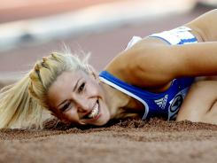 Greece's Voula Papachristou, a triple jumper, was expelled from the London Games by Greece for her Twitter comments on African immigrants.