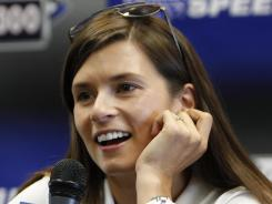 Danica Patrick says her time at racetracks is actually less in NASCAR than it was during her seven-year IndyCar career.