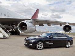 "Heathrow has created a ""paparazzi-free"" zone that caters to dignitaries, celebrities and high-rollers. The service comes complete with plane-side BMW pickup."