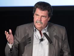 Mike Helton stands behind NASCAR's drug policies.