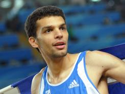 Dimitrios Chondrokoukis of Greece, who won the world indoor championship in March, has failed a doping test.