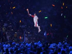 The opening ceremonies from the Beijing Olympics in 2008 left some memories.