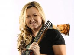 Kim Rhode, a four-time Olympic shooter, is seeking her fifth medal in London.