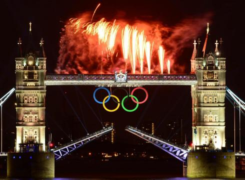 Olympic Ceremony BEGINS!!!....PICS Here!!