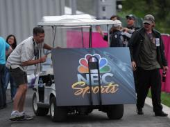 Expect NBC Sports to catch plenty of flak throughout the London Olympics.