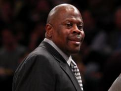 Patrick Ewing was one of 11 eventual Hall of Famers on the 1992 Dream Team.