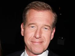 NBC News' Brian Williams gave viewers the appropriate warning Sunday if they didn't want to learn Olympic results ahead of the prime-time show, unlike the giveaway Saturday night.
