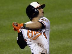 Orioles' Brian Roberts has played in only 115 games over the last three seasons.