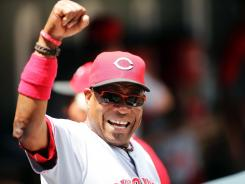 Cincinnati Reds manager Dusty Baker has guided his club to a 10 game winning streak, the franchises longest since 1998.