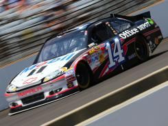 Sprint Cup driver Tony Stewart notched his eighth top-10 finish in his past nine Brickyard starts.