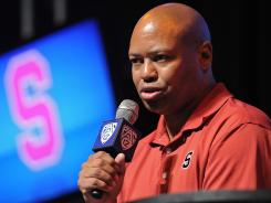 What will Stanford coach David Shaw do now with his prized QB long gone for the NFL?
