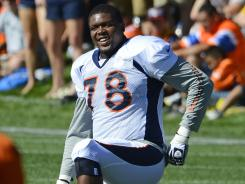 Ryan Clady made the Pro Bowl in 2009 and 2011.