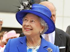 When it comes to hats, Queen Elizabeth II leads the way in England.