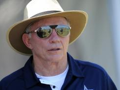 Dallas Cowboys owner Jerry Jones has shape his team to matchup better with the division rival New York Giants.