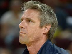 Experience: Karch Kiraly, an Olympic gold medalist in both beach and indoor volleyball, is an assistant on the U.S. women's indoor team.