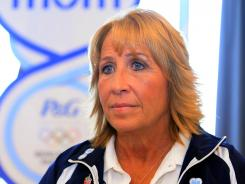 """Ryan Lochte's mom, Ike, says fans """"just want gold medals."""""""