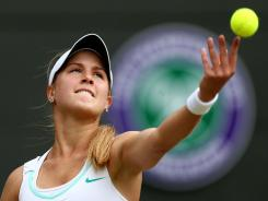 Eugenie Bouchard has a career record of 67-39 in singles play.
