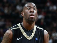 Keith Clanton is one of five Central Florida seniors who could transfer immediately without penalty because of the NCAA-instituted postseason ban.